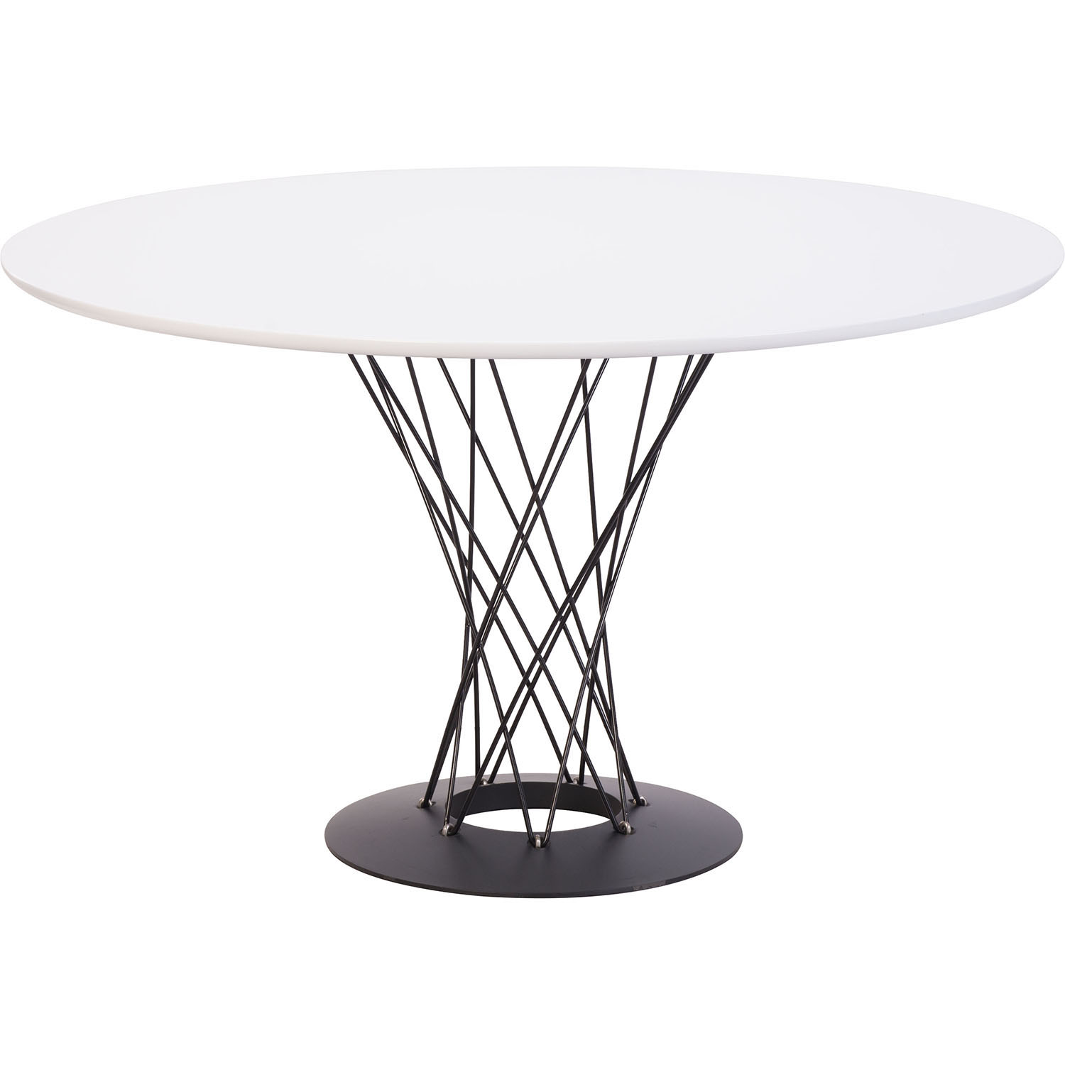 Excellent Modern Spiral Dining Table  14 1781