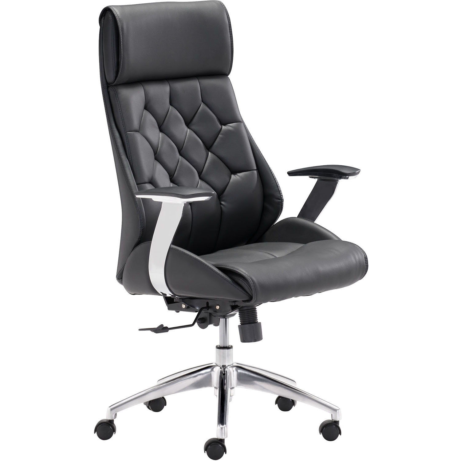 Modern Boutique Adjustable Rolling Office Armchair 205890, 205891