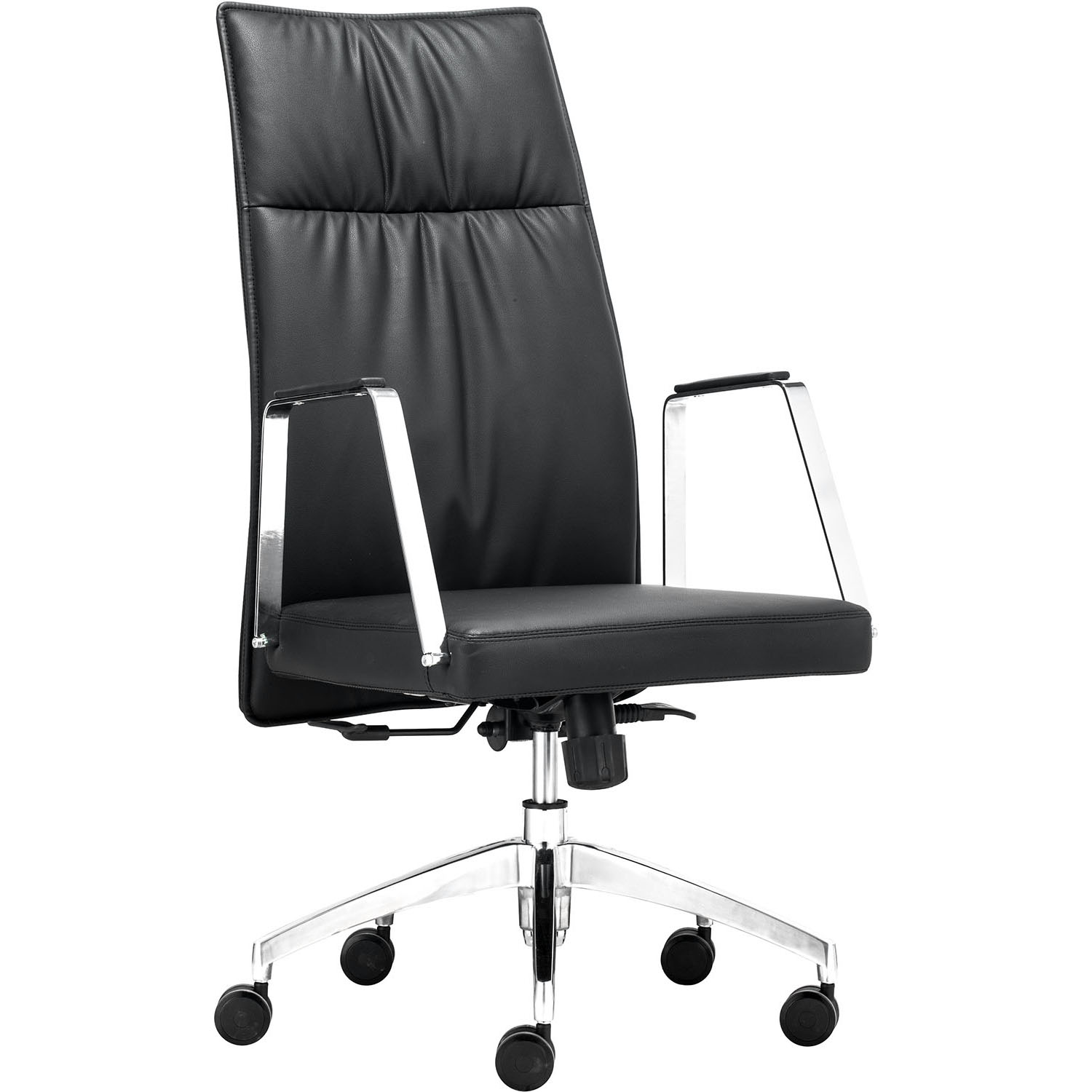 Dean High Back Adjustable Rolling Office Armchair 206130, 206131
