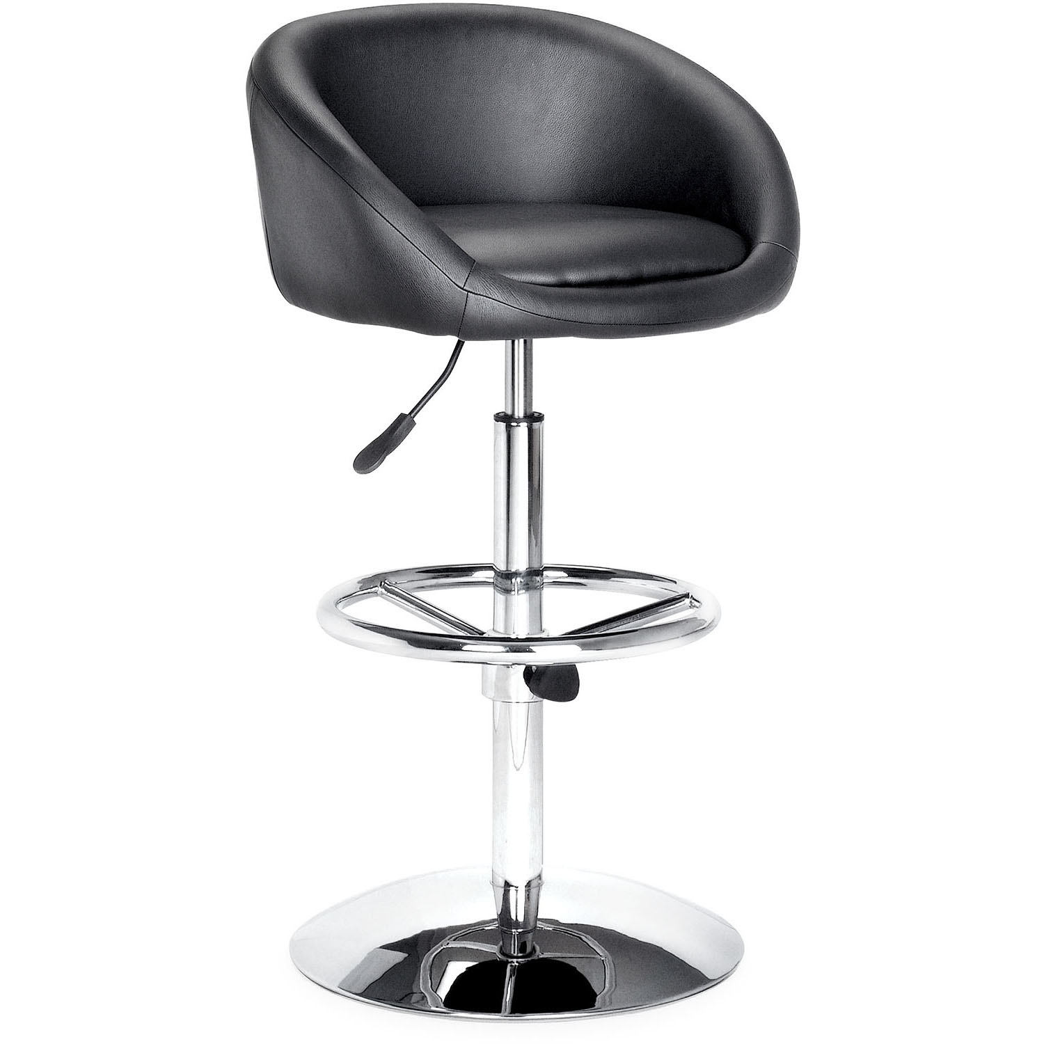 Superb Concerto Adjustable Height Footrest Swivel Bar Chair Product Photo