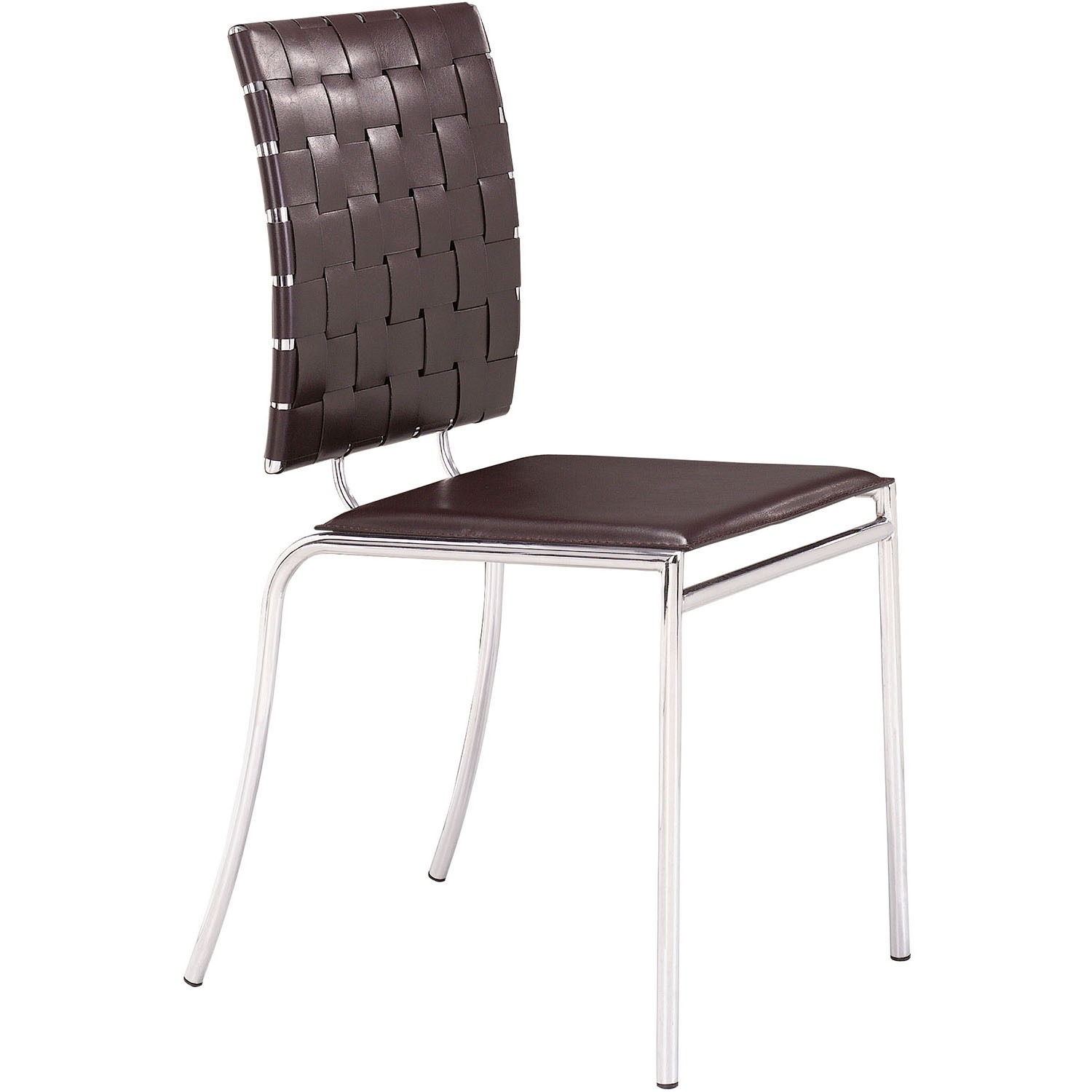 Wonderful Modern Criss Cross Dining Chairs  Product Photo