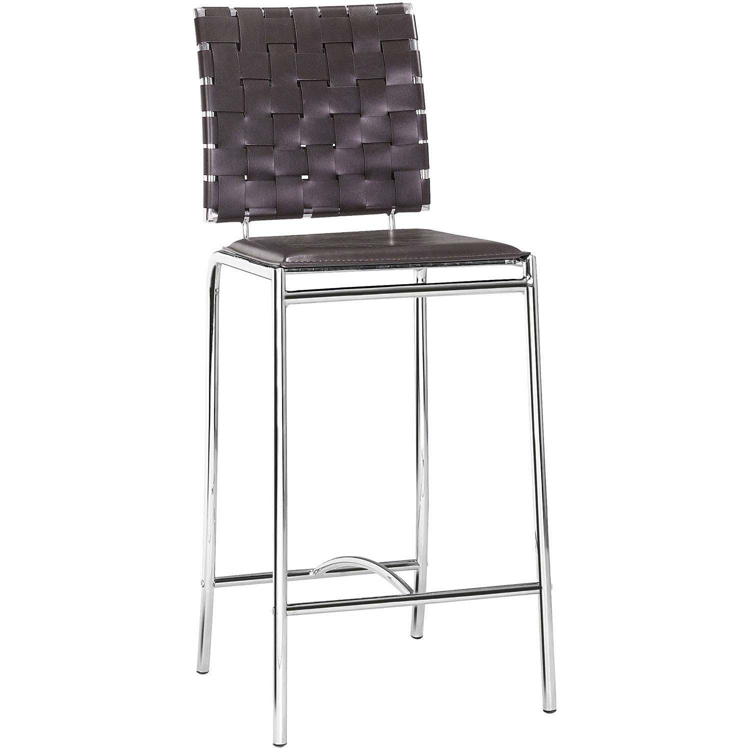 Amazing Modern Criss Cross Counter Chairs  Product Photo