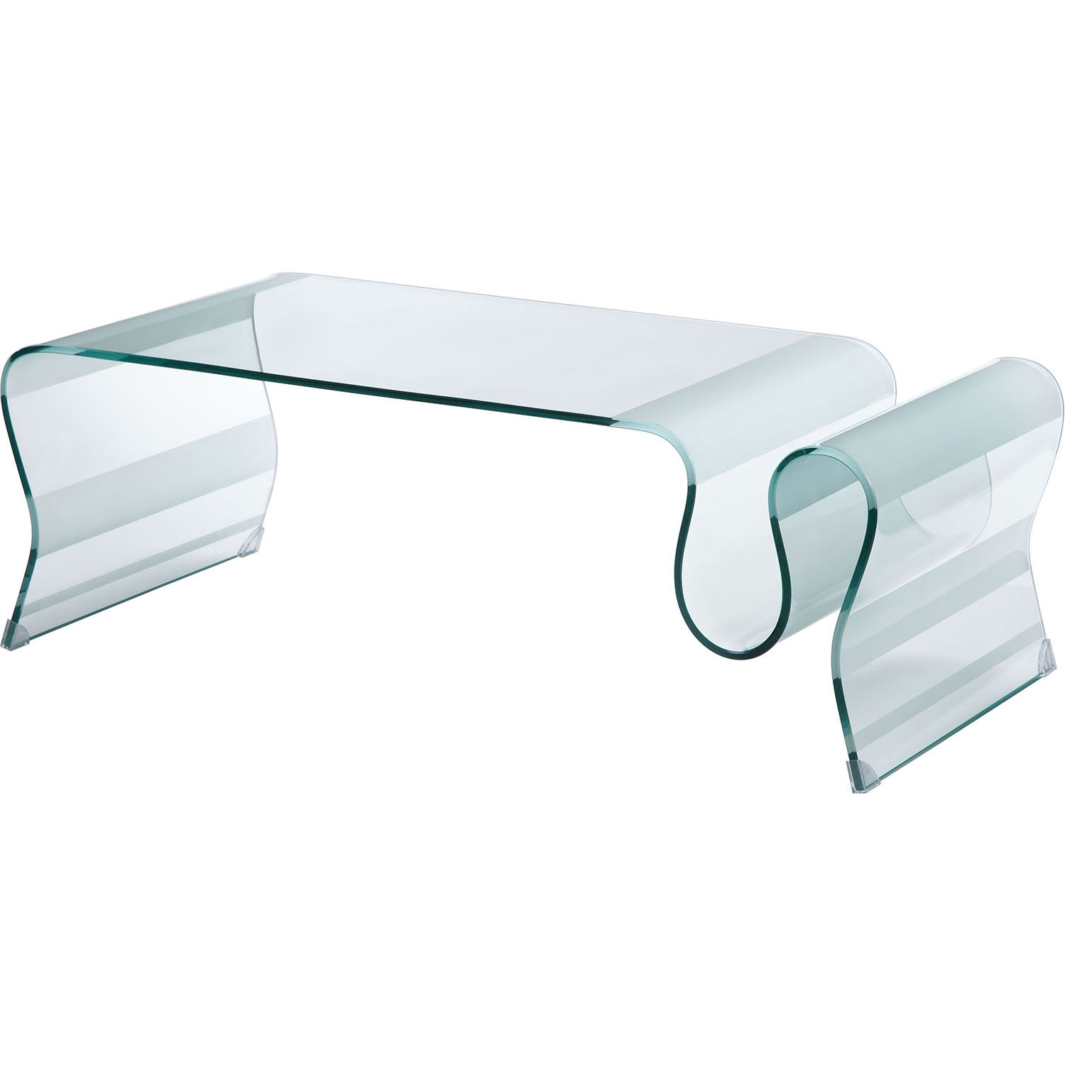 View Modern Discovery Coffee Table Clear 15 2476