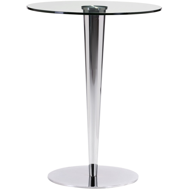 View Modern Kool Bar Table Chrome 13 2476