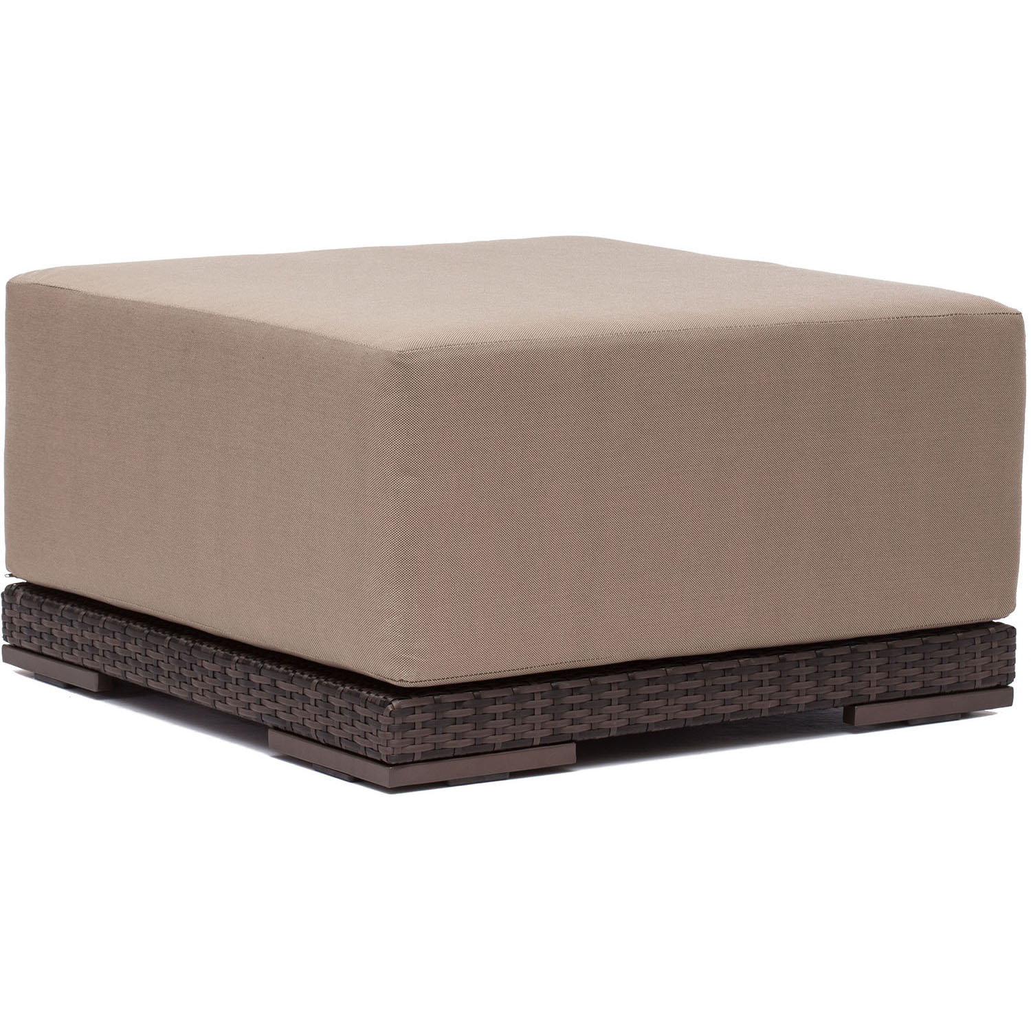 User friendly Outdoor Park Island Ottoman  Product Photo