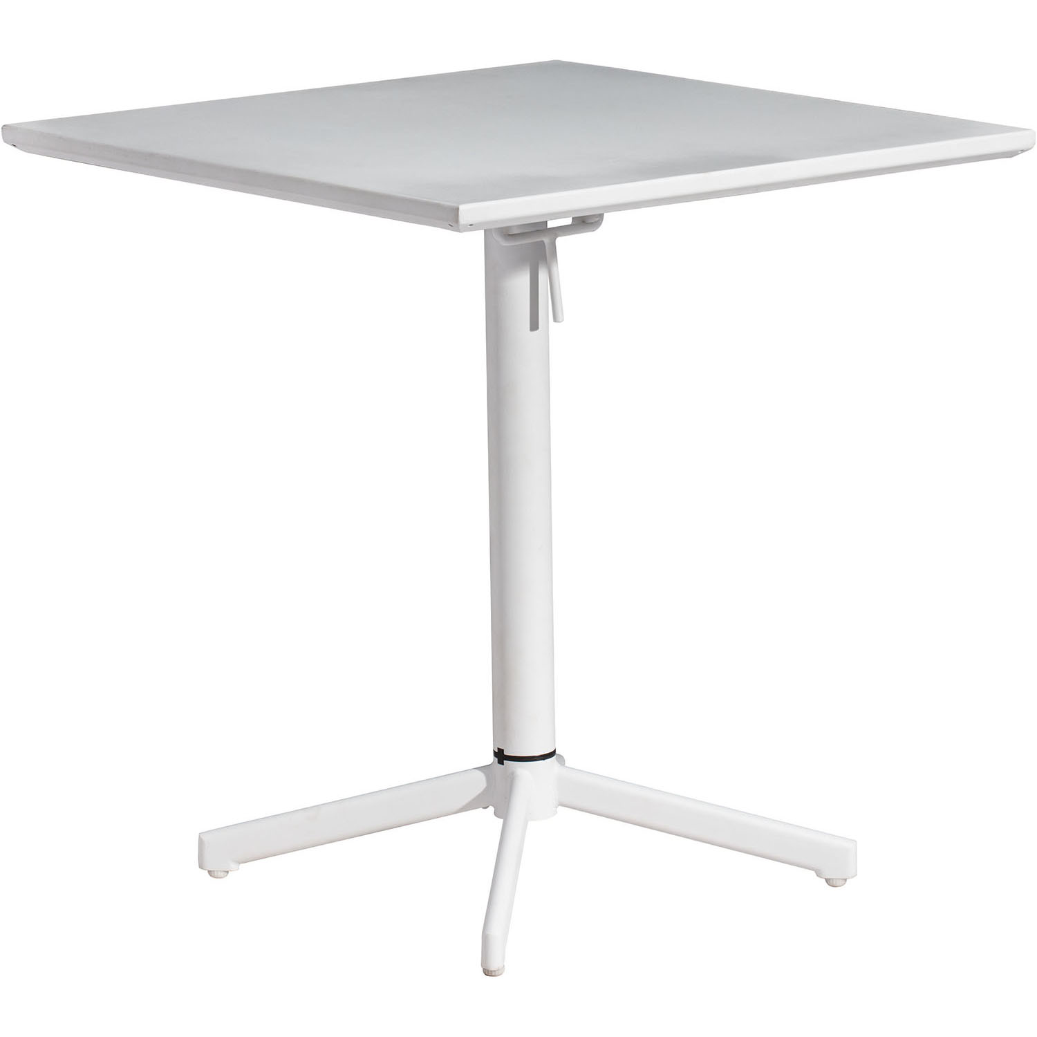 Affordable Outdoor Big Wave Square Folding Table Product Photo