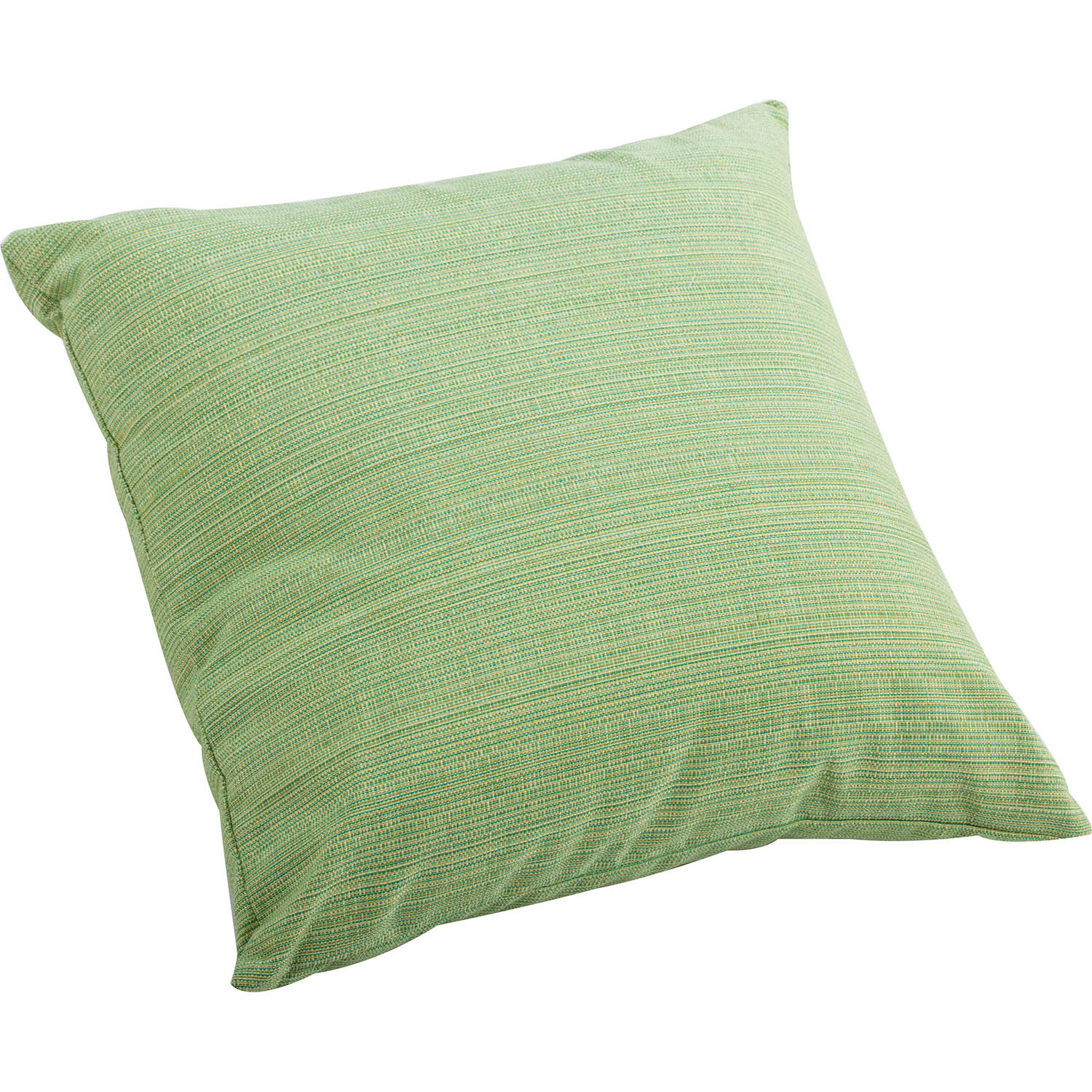 Outdoor Parrot Pillow Lime Mix Thread Pattern: Size Options
