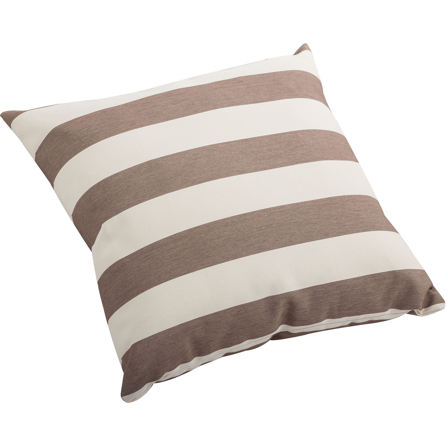 Outdoor Pony Pillow Beige/Brown Bold Pattern: Size Options