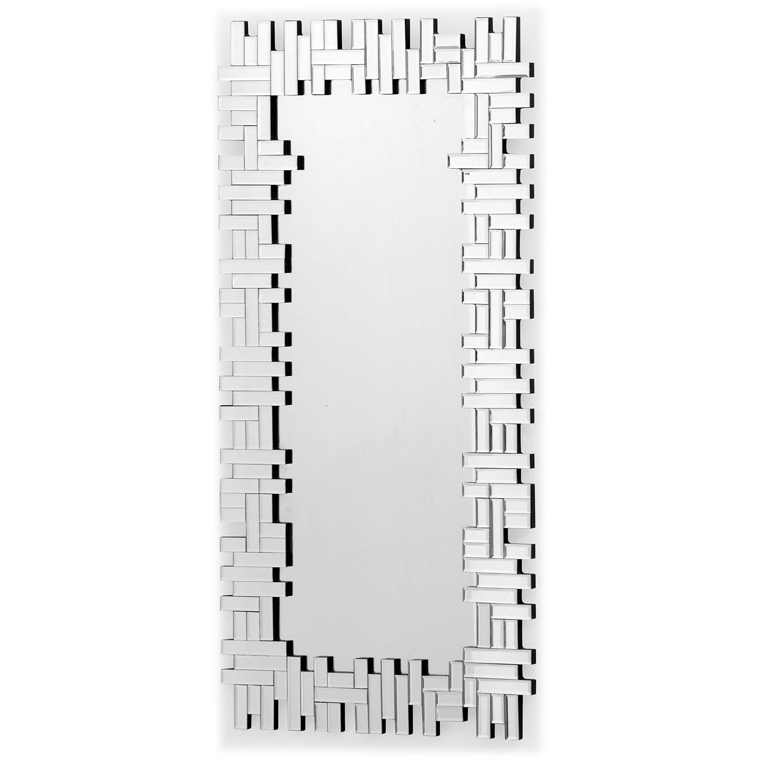 Info about Pure Shard Mirror Clear Frame  Product Photo