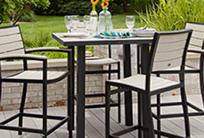 Polywood Euro Tables U0026 Dining Sets