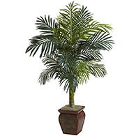 Artificial Palm Trees | Fake & Silk Indoor Palms
