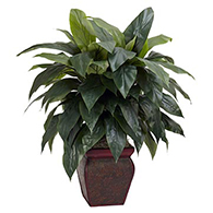 artificial plants | silk, fake, house plants